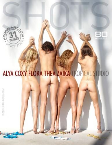 HA – 2013-01-15 – Alya, Coxy, Flora, Thea, Zaika – Tropical Studio (31) 10000px