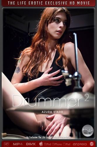 TLE – 2013-01-22 – AZURA STARR – DRUMMER 2 – by SAM BRUNO (Video) Full HD MP4 1920×1080