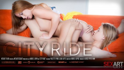 SA – 2013-09-25 – VIOLETTE PINK & ZARA JAY – CITY RIDE – by ANDREJ LUPIN (Video) Full HD MP4 1920×1080 + 80 PHOTOS