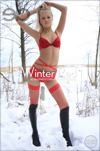 EB – 2013-09-13 – ALISA – WINTER RED 1 – by ALESHA (64) 2912×4368