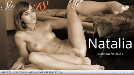 ST18 – 2013-08-31 – Natalia G – Natalia – by Antonio Clemens (Video) Full HD MP4 1920×1080