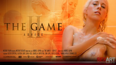 SA – 2013-10-13 – THE GAME II – ADVICE – by ANDREJ LUPIN (Video) Full HD MP4 1920×1080 + 77 PHOTOS