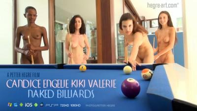 HA – 2012-05-29 – Candice, Engelie, Kiki & Valerie – Naked Billiards (Video) HD DivX | MOV | WMV | 1280×720