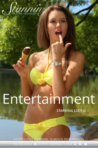 ST18 – 2013-10-09 – LUCY G – ENTERTAINMENT – by ANTONIO CLEMENS (Video) Full HD MP4 1920×1080