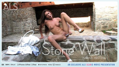 ALS – 2013-10-11 – Anastasia – Stone Wall (Video) Full HD MP4 1920×1080