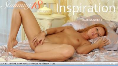 ST18 – 2013-10-18 – NIKKY B – INSPIRATION – by ANTONIO CLEMENS (Video) HD MP4 | WMV 1280×720
