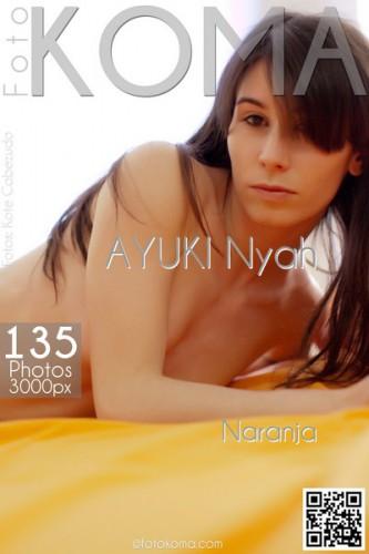 FK – 2013-11-10 – Ayuki Nyah – Naranja (135) 2000×3000