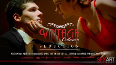 SA – 2014-02-02 – KATTIE GOLD & KRISTOF CALE – VINTAGE COLLECTION – SEDUCTION – by ANDREJ LUPIN (Video) Full HD MP4 1920×1080