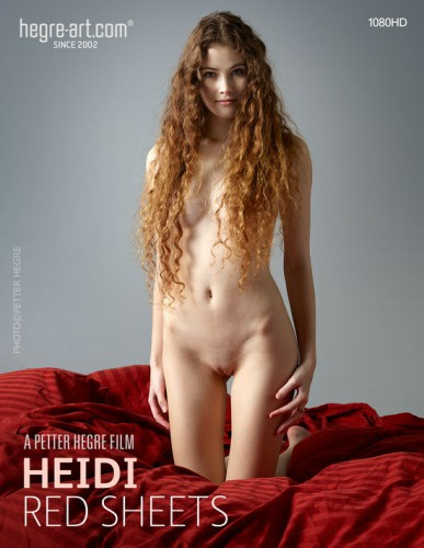 HA – 2014-03-04 – Heidi – Red Sheets (Video) Full HD M4V 1920×1080