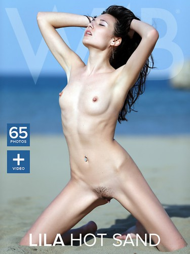 W4B – 2014-08-02 – Lila – Hot sand (65) 3456×5184 & Backstage Video
