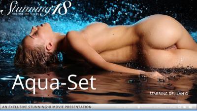 ST18 – 2014-11-27 – DELILAH G – AQUA-SET – by ANTONIO CLEMENS (Video) Full HD MP4 1920×1080