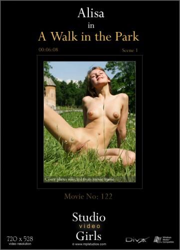 MPL – 2006-11-13 – Alisa – A Walk In the Park – Scene 1 – by Alexander Fedorov (Video) DivX 720×528   WMV 640×480