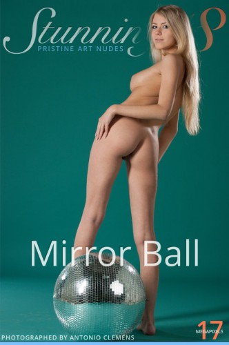 ST18 – 2015-05-25 – BARBARA D – MIRROR BALL – by ANTONIO CLEMENS (82) 3328×4992