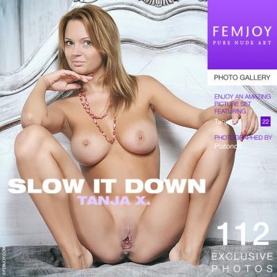 FJ – 2015-11-20 – Tanja X. – Slow It Down – by Platonoff (112) 3334×5000