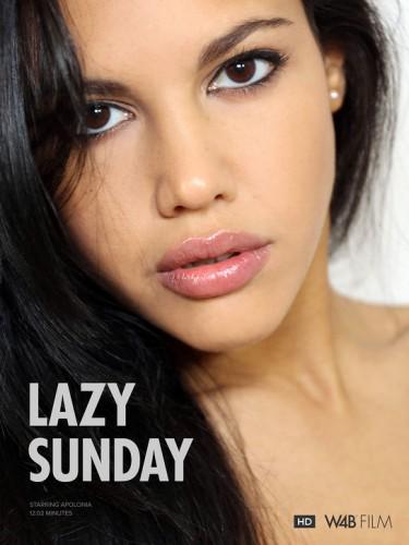 W4B – 2016-02-26 – Apolonia – Lazy Sunday (Video) Full HD MP4 1920×1080