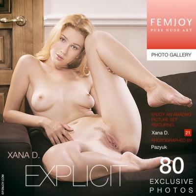 FJ – 2016-04-23 – Xana D. – Explicit – by Pazyuk (80) 2657×4000