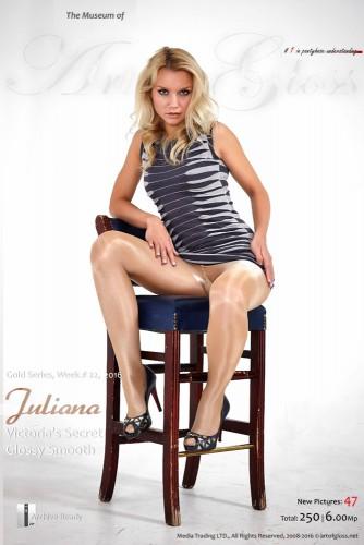 AG – 2016 Week G22-16 – Gold series – Juliana & Victoria's Secret Glossy Smooth (250) 2000×3000