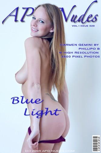 APD – 2009-10-03 – Carmen – Blue Light – by PHILLIPO B (40) 2333×3500