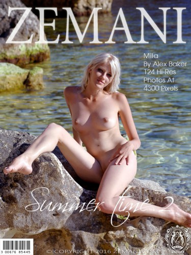 ZM – 2016-11-27 – Mila – Summer time 2 – by Alex Baker (124) 2848×4288