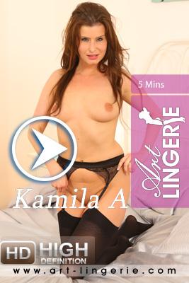 AL – 2017-07-30 – Kamila A – 7292 (Video) Full HD MP4 1920×1080