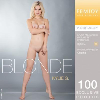 FJ – 2018-01-11 – Kylie G. – Blonde – by Cosimo (100) 3334×5000