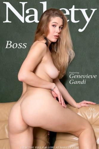 Genevieve Gandi Boss Gallery Cover