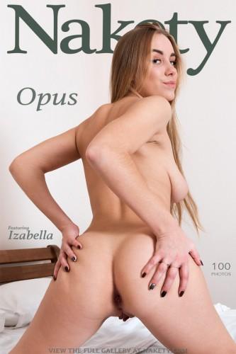 Izabella Opus Gallery Cover
