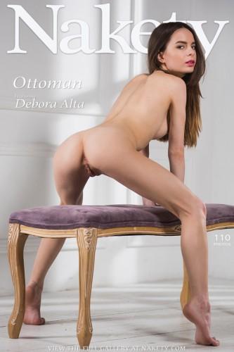 Debora Alta Ottoman Gallery Cover