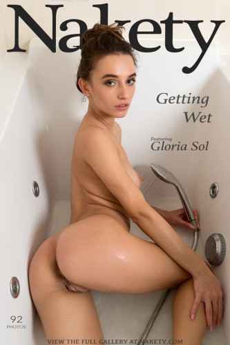 Gloria Sol Getting Wet Gallery Cover