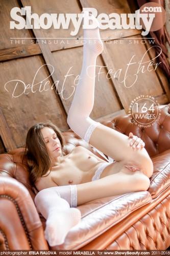 SB – 2018-06-21 – Mirabella – DELICATE FEATHER – by ETELA FIALOVA (164) 3840×5760