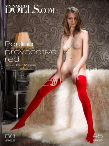 MND – 2018-10-05 – Paulina – Provocative red – by Tony Murano (45) 7760×10328