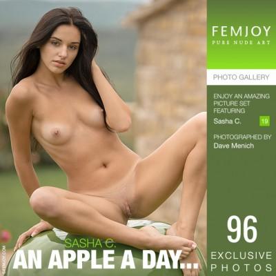 FJ – 2019-01-08 – Sasha C. – An Apple A Day – by Dave Menich (96) 3334×5000