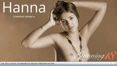 ST18 – 2013-08-01 – HANNA A – HANNA – by ANTONIO CLEMENS (Video) Full HD MP4 1920×1080