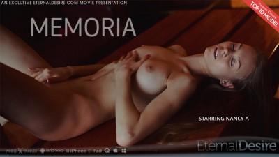 ETD – 2019-06-06 – NANCY A – MEMORIA – by ARKISI (Video) Full HD MP4 1920×1080
