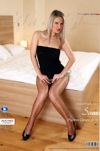 AG – 2013 Week V33-6 – Sara & Platino Cleancut 15 (Video) Full HD M2TS   WMV 1920×1080