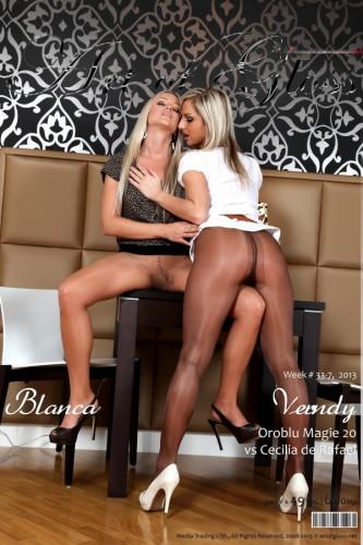 AG – 2013 Week 33-7 – Blanca, Vendy & Oroblu Magie 20 vs Cecilia de Rafael [part V] (49) 2000×3000