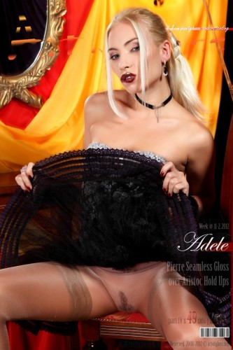 AG – 2012 Week 11-2 – Adele & Pierre Seamless Gloss over Aristoc Hold Ups [part IV] (49) 1310×1966