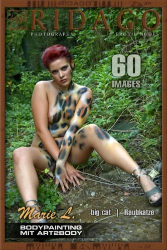 RD – 2013-03-09 – Marie L. – Big Cat – Bodypainting 5 (60) 1500×2250
