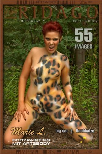 RD – 2013-05-03 – Marie L. – Big Cat – Bodypainting 6 (55) 1500×2250