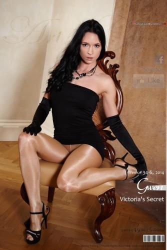 AG – 2014 Week 34-6 – Gwen & Victoria's Secret Glossy Smooth [part II] (49) 2000×3000