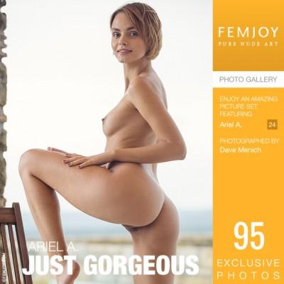 FJ – 2020-02-14 – Ariel A. – Just Gorgeous – by Dave Menich (95) 3334×5000