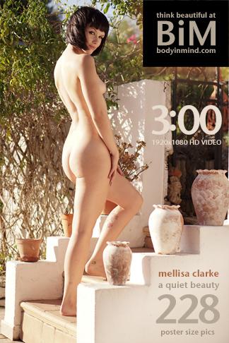 BiM – 2018-06-01 – Mellisa Clark – A Quiet Beauty (228) 4000×6000 + VIDEO