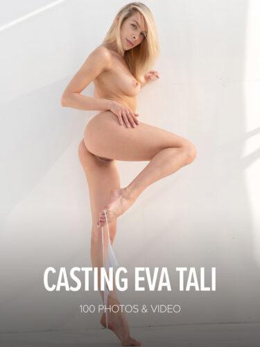 W4B – 2020-07-10 – CASTING Eva Tali (100) 4024×6048 & Backstage Video