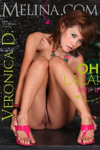 Melina – 2012-07-01 – Veronica D – Oh La La II (65) 2592×3888