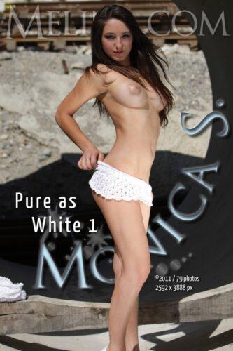 Melina – 2011-07-02 – Monica S – Pure as White I (79) 2592×3888