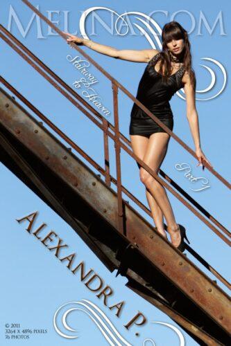 Melina – 2011-09-22 – Alexandra P – Stairway to Heaven I (76) 3264×4896