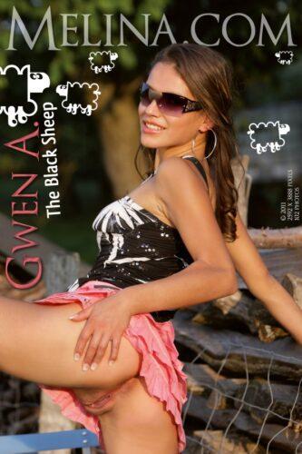 Melina – 2011-10-16 – Gwen A – The Black Sheep (102) 2592×3888