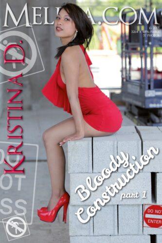 Melina – 2013-10-07 – Kristina D – Bloody Construction I (57) 3264×4896