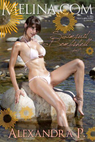 Melina – 2013-10-19 – Alexandra P – Swimsuit Bombshell I (66) 3264×4896