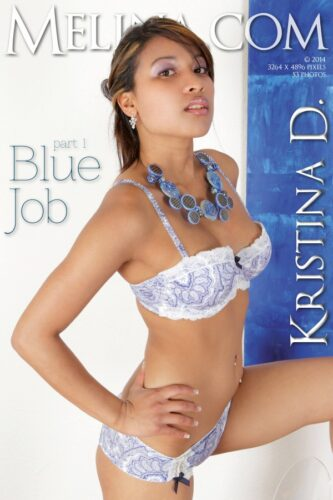 Melina – 2014-04-15 – Kristina D – Blue Job I (53) 3264×4896